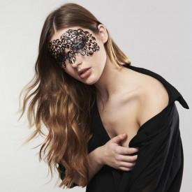 Ажурная виниловая маска на глаза DALILA