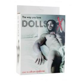 Надувная секс-кукла мужского пола